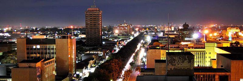 Lusaka, Zambia accelerator